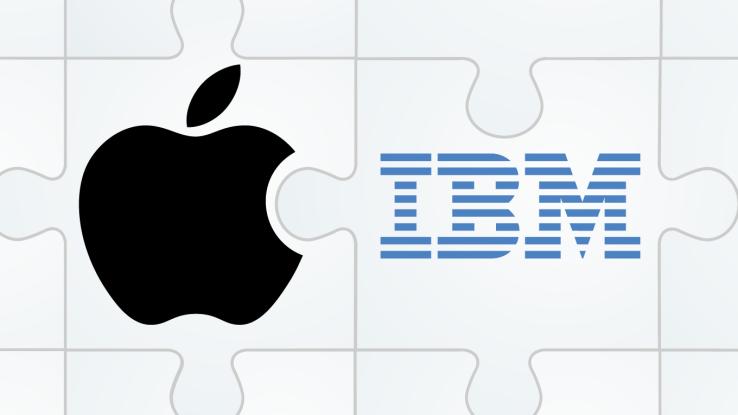apple & ibm parternship