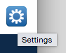 JSS - Settings Icon