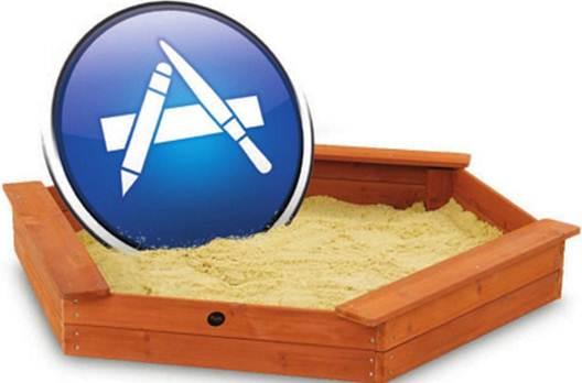 os x sandbox