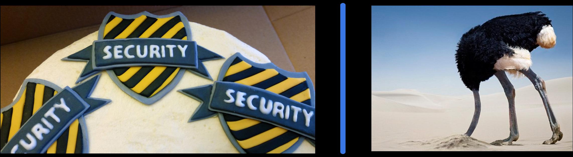 Security Cake