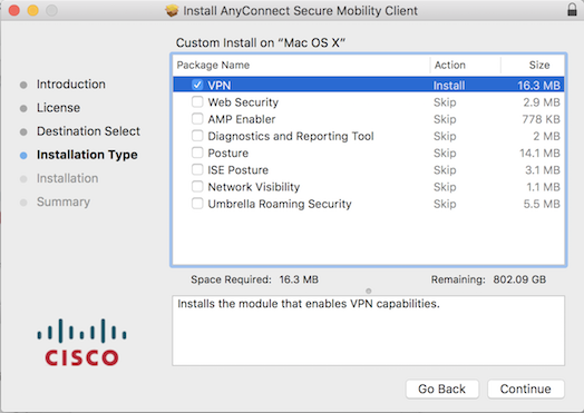 cisco anyconnect download mac sierra