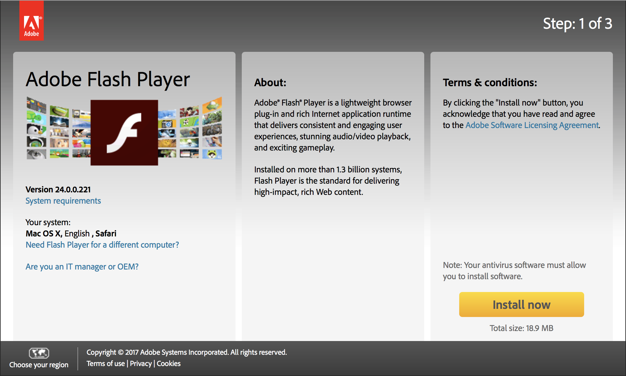 Install Flash Player Marriott Library Apple Its Webpage Requires Quicktime  Plugin How To Enable Flash Player