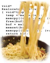 Spaghetti APIs