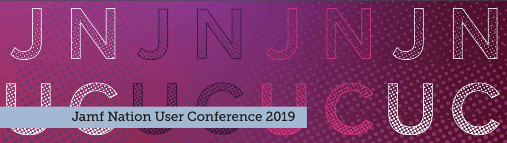 2019 Jamf Nation User Conference Logo